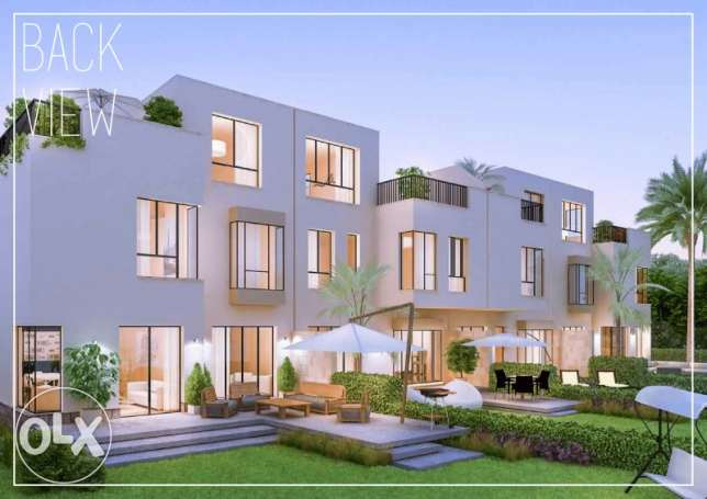 Amzing town house middle in villette phase one delivery 2018