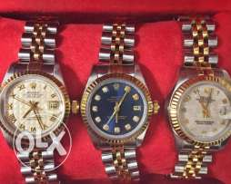 Wanted rolex