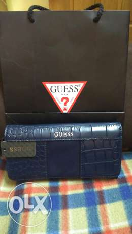 New Original guess purse