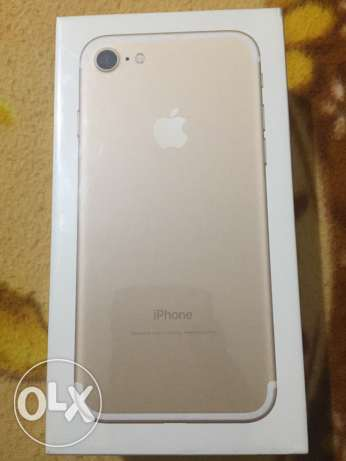 iPhone 7 32GB new sealed