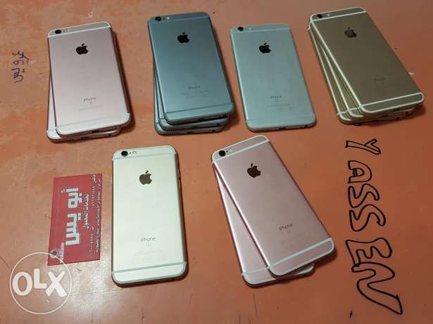IPhone 6s plus بني مزار -  5