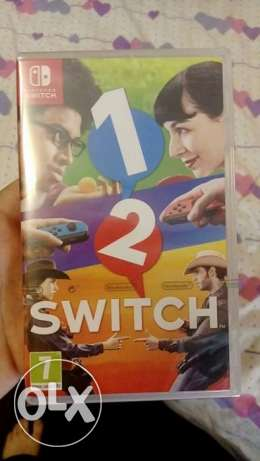 1 2 Switch New & Sealed - The Price is FINAL