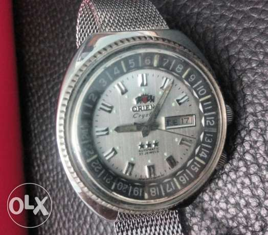 ORIENT Automatic 24