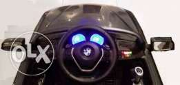 BMW 4 Serious baby car with Remote