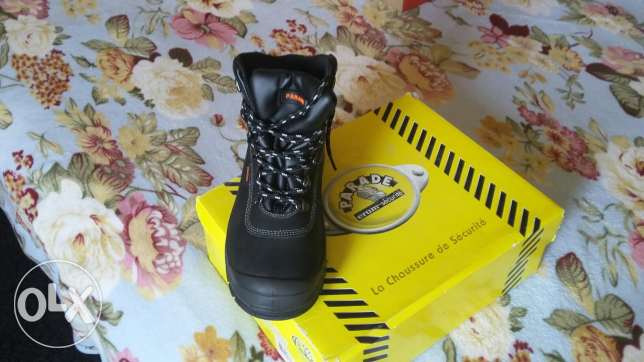 Parade Safety shoes