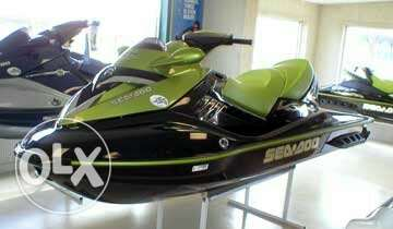 Seadoo RXT almost new الدقى  -  3