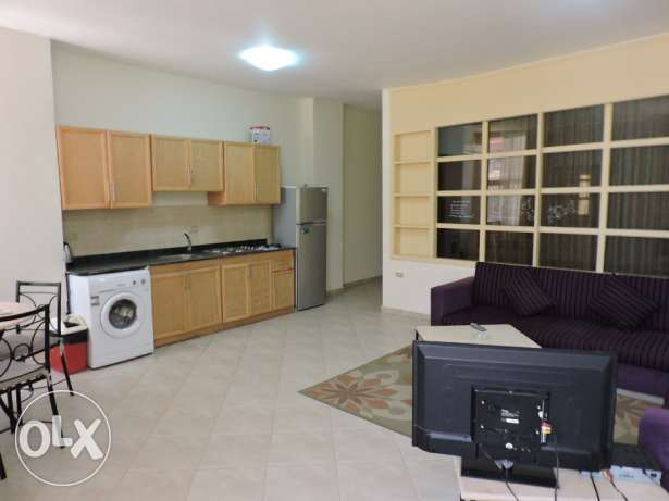 1 bedroom pool view apartment in Andreas Residence, Hurghada الغردقة -  1
