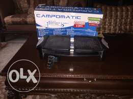 Campomatic Electric Grill