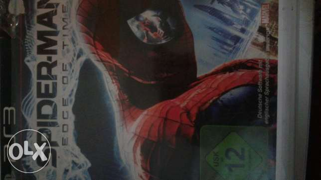play station3 cd (spider man -diablo)