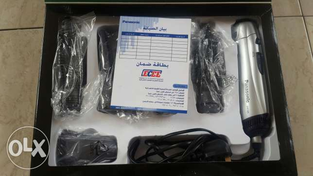 Panasonic hair styler 5 in 1 NEW مدينة الرحاب -  2