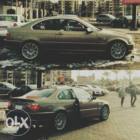 BMW E46 323ci for sale very clean مدينة بورفؤاد -  4