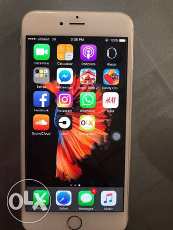 iphone6s pluse 16g