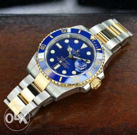 Rolex Submariner Two Tone