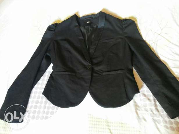 Black blazer from h&m المعادي -  1