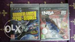 ps3 games (sealed)