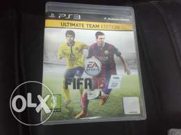 Fifa 2015 Ultimate Team for playstation 3