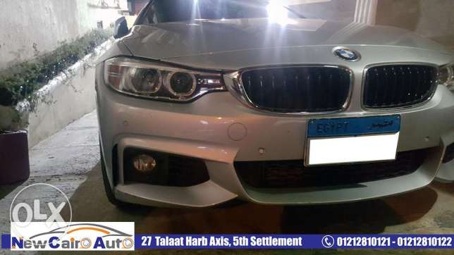 BMW 418i Grand Coupe 2016