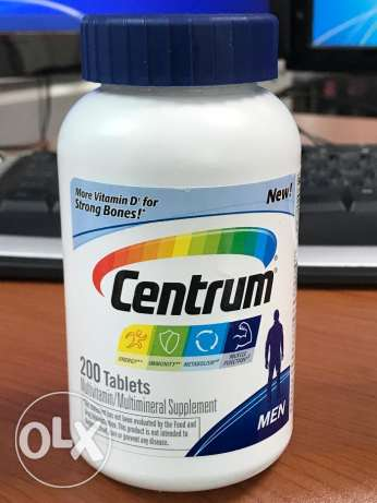 Centrum Men 200 Tab