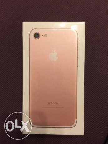 iPhone 7 - Rose Gold Nasr City - image 1