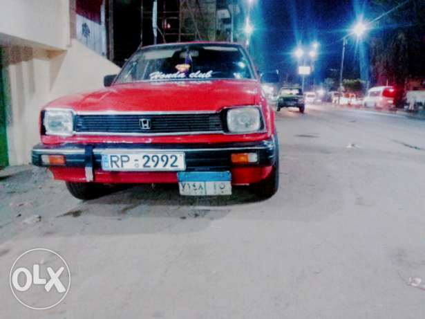 HONDA CIVIC 1982 for sale البدرشين  -  7