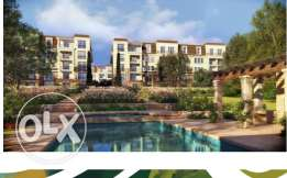 Gorgeous Apartment 182m 2nd Floor Core&Shell at Sarai , New Cairo For