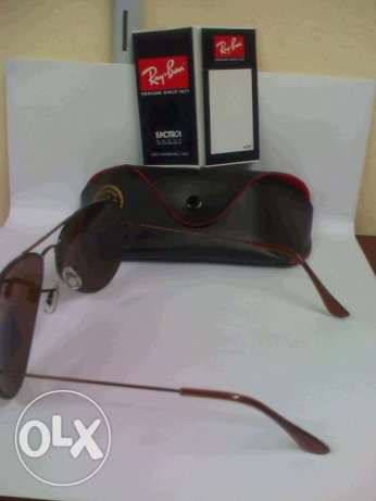 Ray Ban Sunglasses Brown aviator