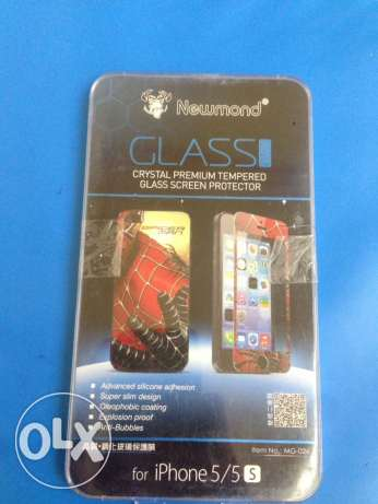 Glass Screen iphone 5&5S&Se