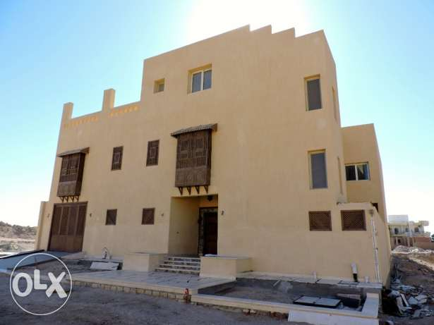 Hot offer! Brand new villa with sea view in Magawish, Hurghada الغردقة -  1