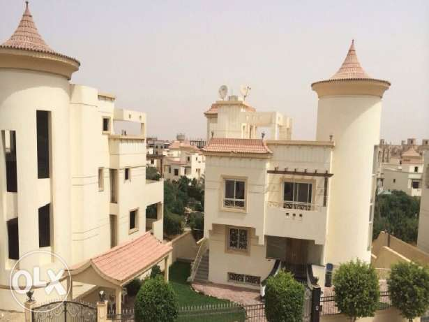 Stand Alone Villa 360 M Resale In Riviera Heights New Cairo