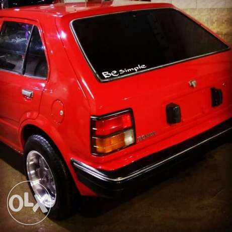 HONDA CIVIC 1982 for sale البدرشين  -  4