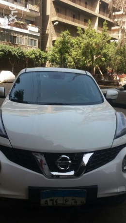 Juke 2015 full fabric Perfect condition
