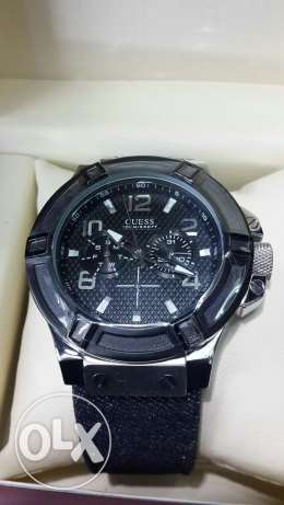 Guess Jeans Strap Watch