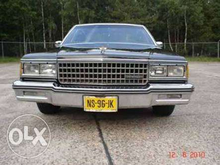 Wanted Chevrolet caprice