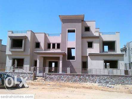 Villa 1300m2 With Installament - Palm Hills Katameya 1