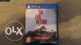the evil within-ps4