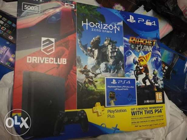 new Ps4 500gb for sale