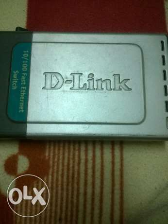 D-Link switch 8 ports