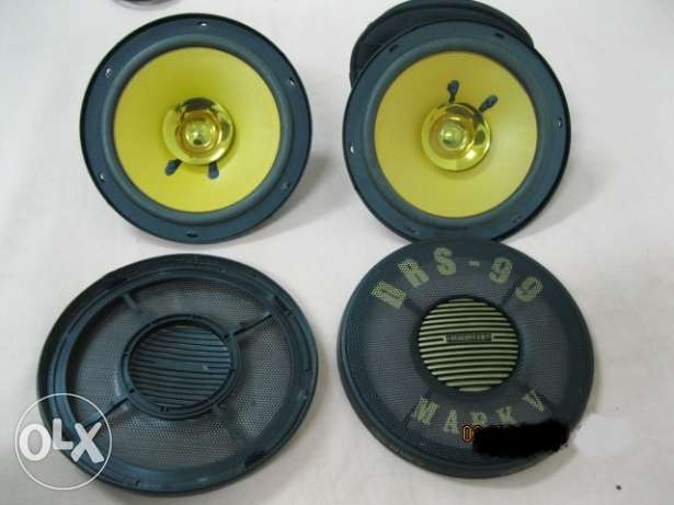 car speakers set made in japan القاهرة -  6