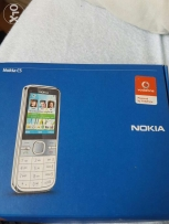 Nokia C5 brand new voda English