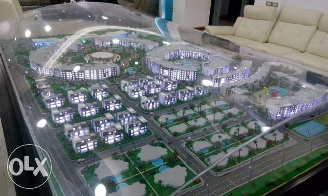 apartments , villas , and twin houses in lLIFEPARK compound (zayed )