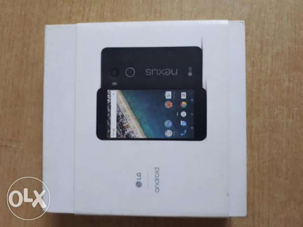 Nexus 5x 32gb like new