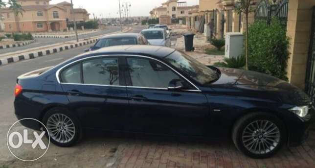 bmw 320 luxury مدينتي -  2