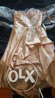 Golden/Champagne cocktail/party Dress from USA