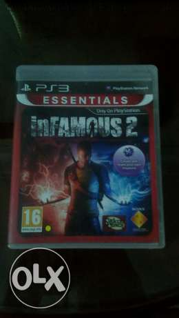 Infamous to for sale ps3