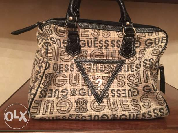 guess bag first copy used excellent condition from USA like new