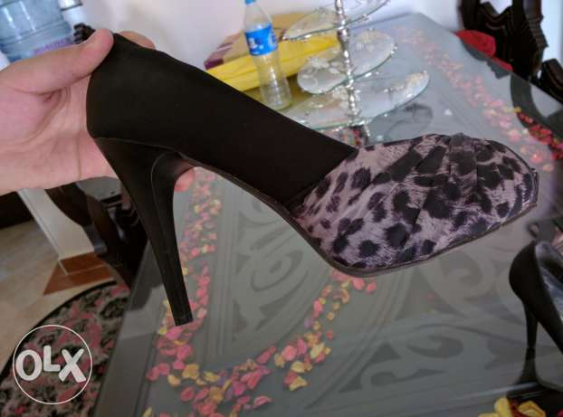 Shoes from club Aldo size 39 sued for one time مدينة نصر -  3