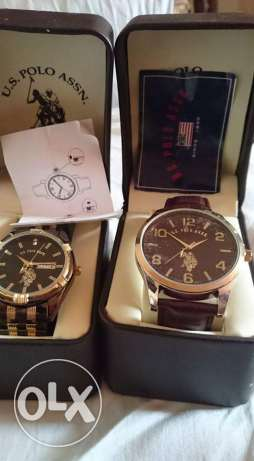 Us Polo watch offer سموحة -  1