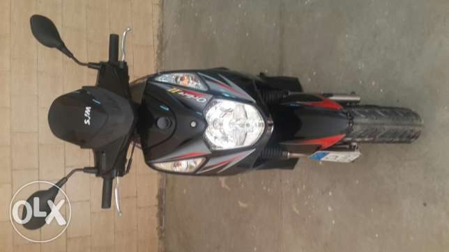 Motorcycle SYM 150