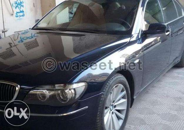 Bmw e38  for sale
