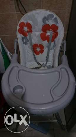 Gracco High chair مدينتي -  2